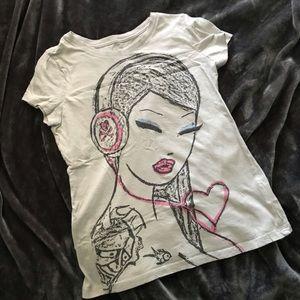 Tokidoki Graphic T-shirt